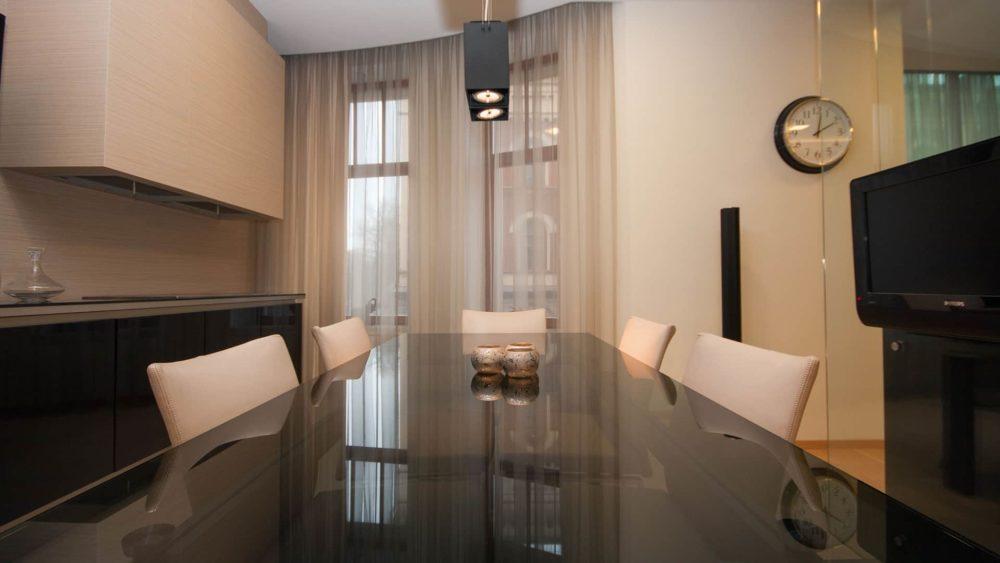дизайн интерьера квартиры на улице Востания.