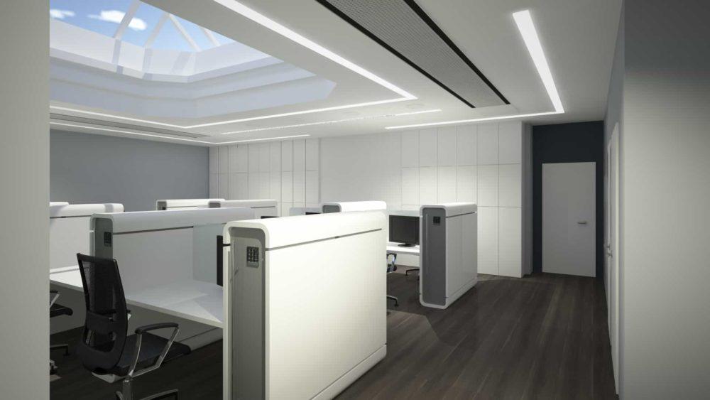 офис компании «ГазПром»