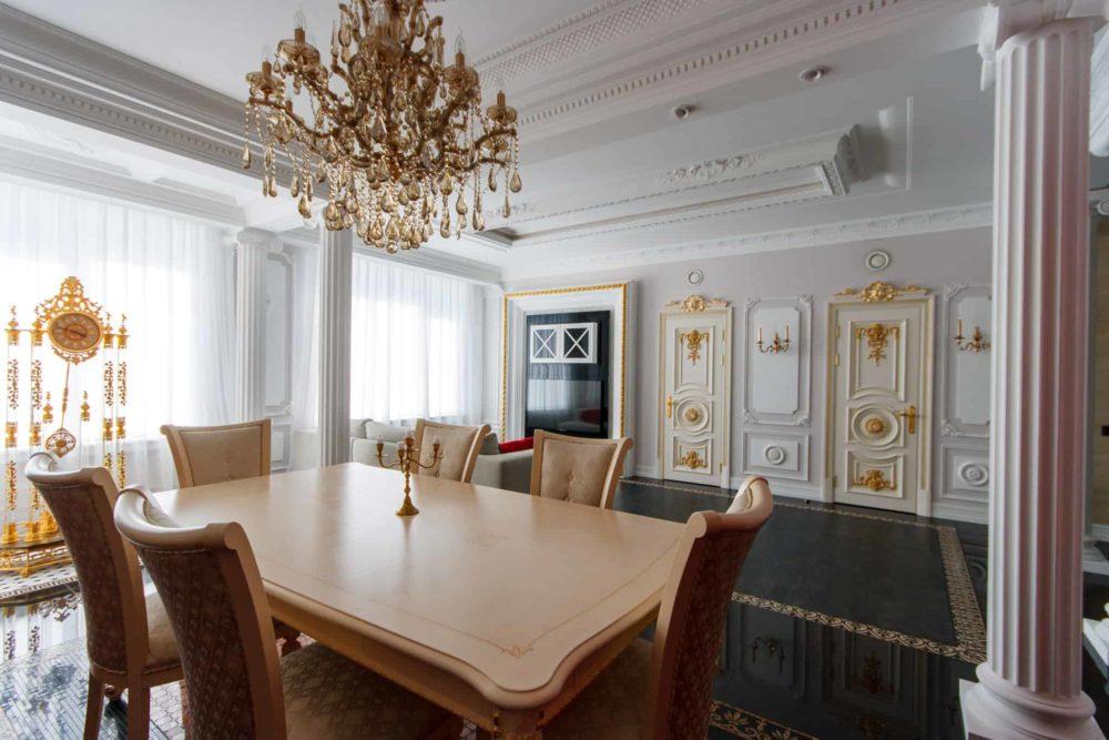 Дизайн квартиры на ул. Кирочная