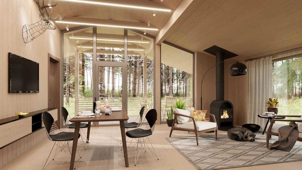 , Дизайн жилых помещений